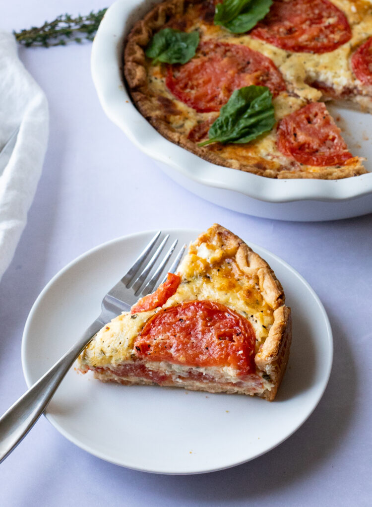 This classic southern recipe offfers similar flavors to pizza!