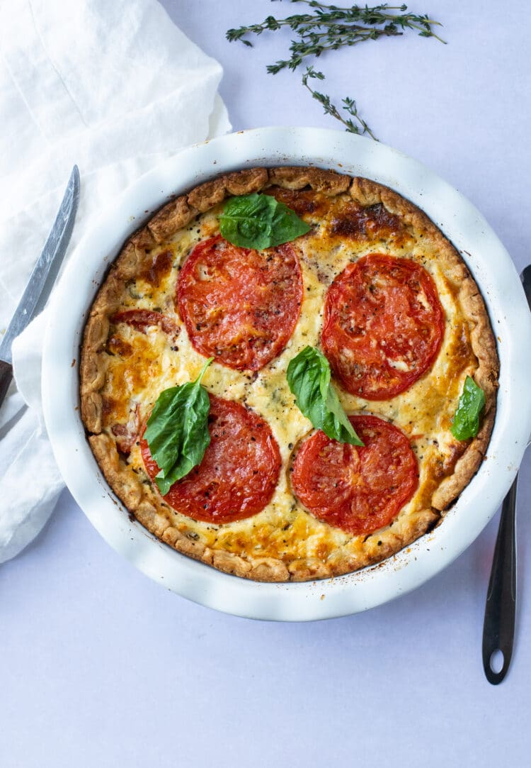 Fresh tomatoes make all the difference in this delightful dish!