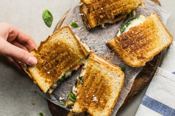 Construct the Perfect Skinny Sandwich