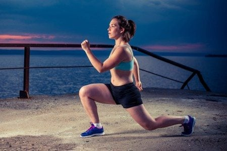 2-Move Thigh Slimming Challenge