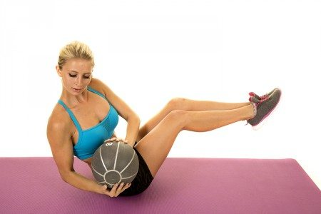 2 Moves to A Flat Belly