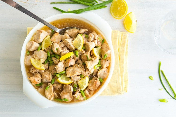 Skillet Lemon Chicken 12