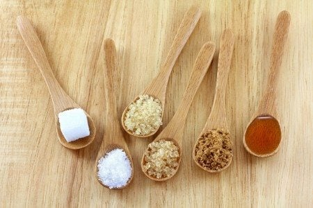 Top Healthiest and Unhealthiest Sweeteners