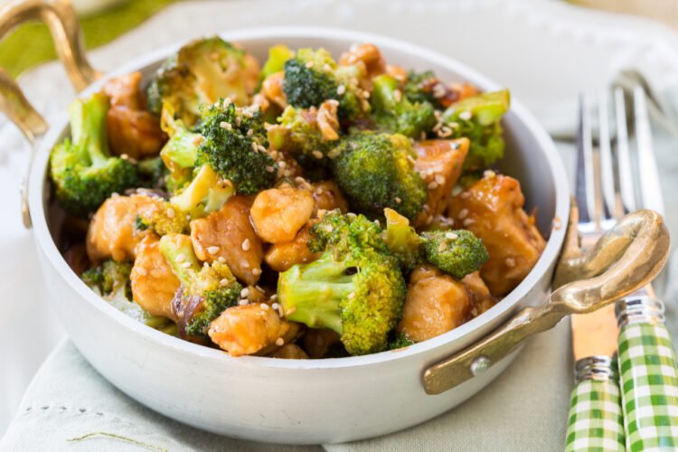 Skip the takeout and try this yummy, well-rounded meal instead!