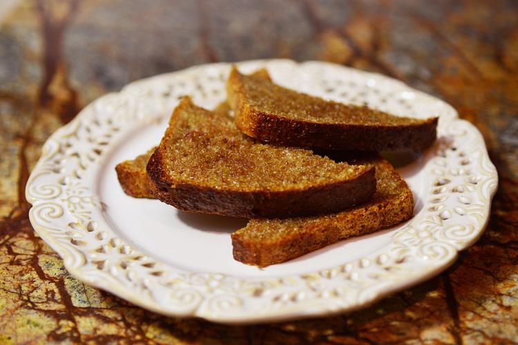 Crispy Cinnamon Toast