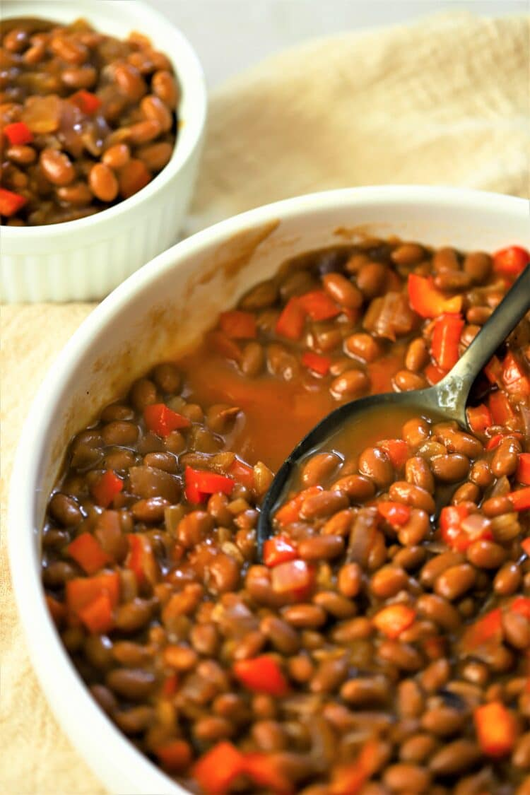 Not only are these beans delicious, but they're good for you too!