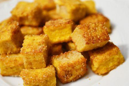 Skinny French Toast Bites