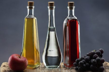 5 Super Healthy Vinegars to Stock Up On