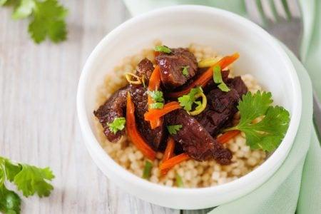 Mongolian Beef PF Chang's Style