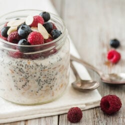 overnight oat recipes for busy mornings