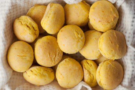 Butternut Squash Biscuits