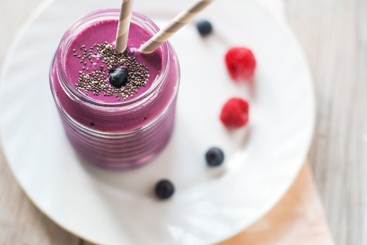 smoothie recipes to help you slim down