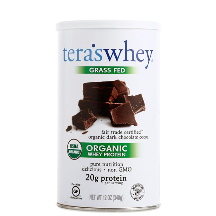 Clean Chocolate Protein Powder