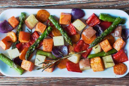 Easy Veggie Roast