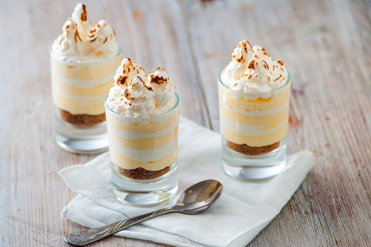Lemon Meringue Pie Parfait
