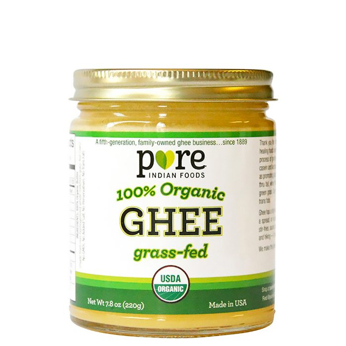 Organic Ghee – The Healthy Butter
