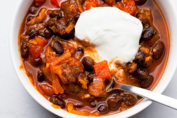 Slow Cooker Pumpkin Chili for a warm and satisfying meal.
