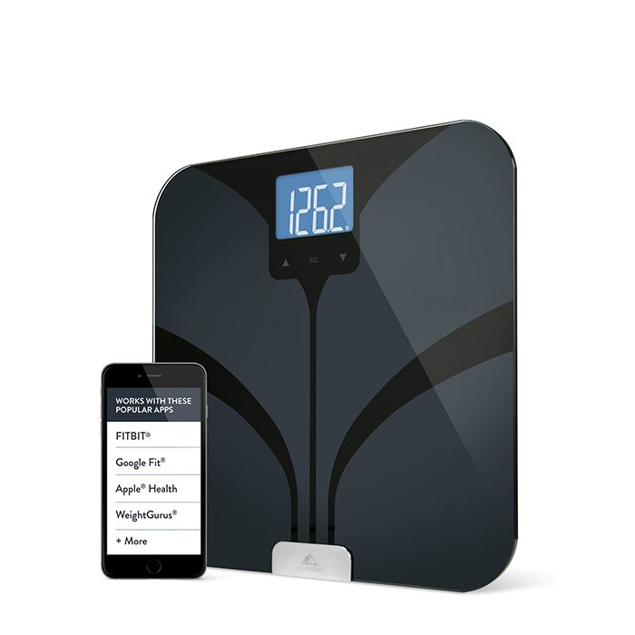 Smart Connected Body Fat Scale