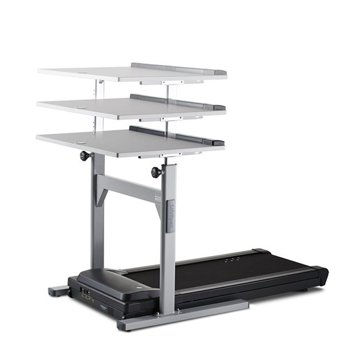 Treadmill Desk for Walking by LifeSpan