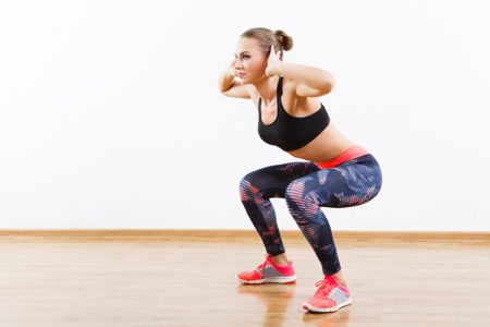 4-Minute Shred for Fast Weight Loss