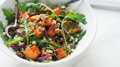 Quinoa Potato Salad Recipe