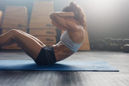 #1 Best Ab Workout