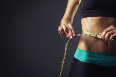 7 Minutes to A Small Waist Workout
