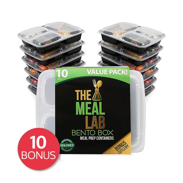 The Meal Lab – Portion Control