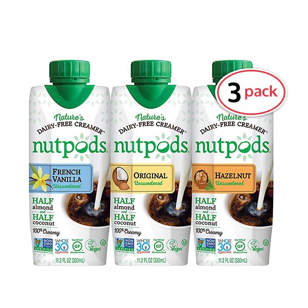Nutpods Unsweetened Dairy-Free Creamer
