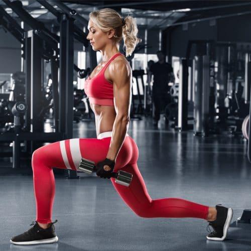 15-Minute Bodyweight HIIT Routine