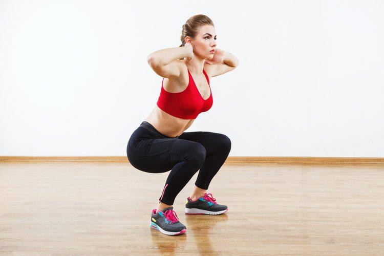 indoor bodyweight workout