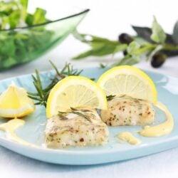 Simply Sauteed Lemon Tilapia