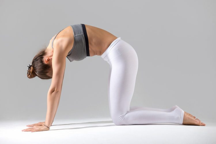 These 6 Yoga Poses are Perfect for A Good Night's Sleep