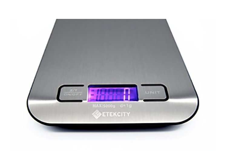 Top rated weight loss products on amazon for Best smart kitchen scale