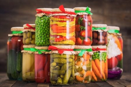 DIY Pickled Veggies