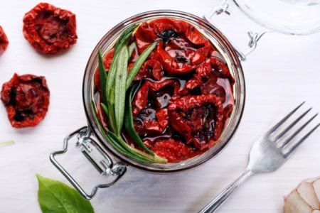 DIY Sun-Dried Tomatoes