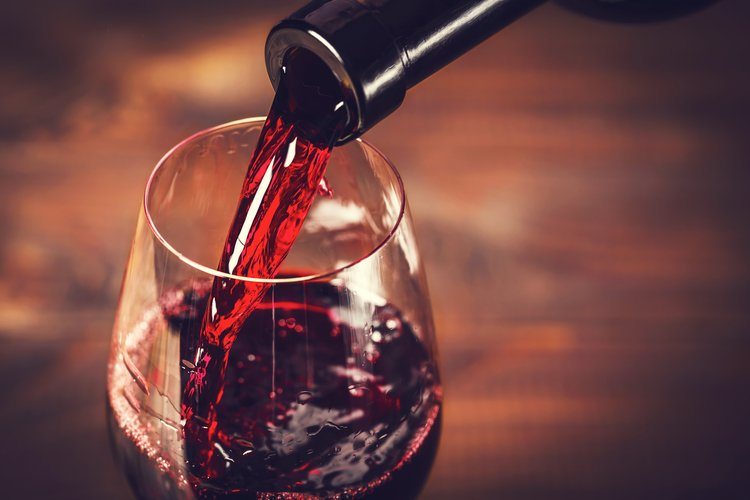 red wine for healthy skin