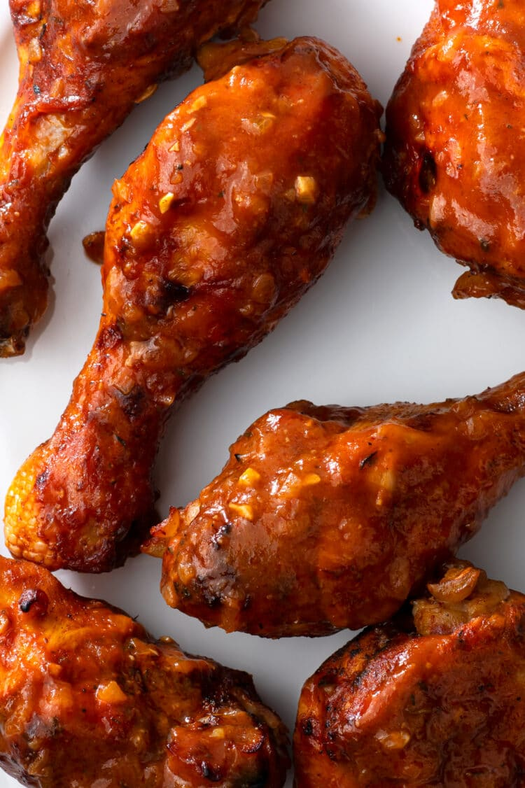 The whole family will love these flavor-loaded wings!