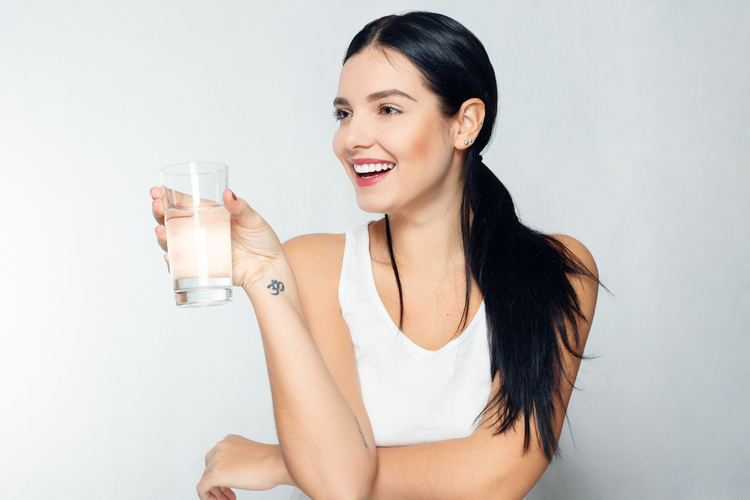 drink more water for a healthy life