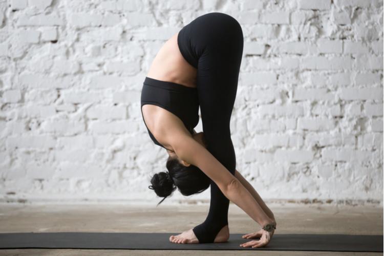 Forward fold for a healthier body!