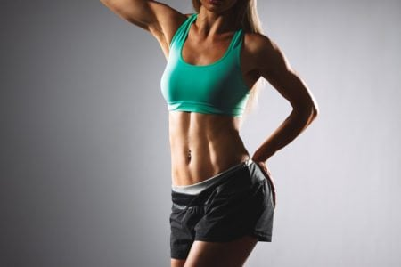 High-Intensity HIIT for Abs