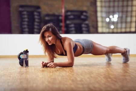 High-Intensity Total Body HIIT