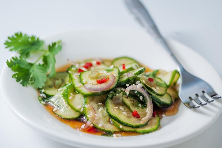 Cucumber Low Potassium Foods