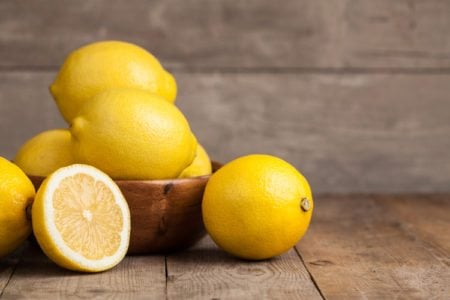 12 Ways to Get Sweet on Lemons
