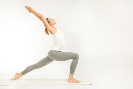6 Yoga Poses for Long, Lean Legs
