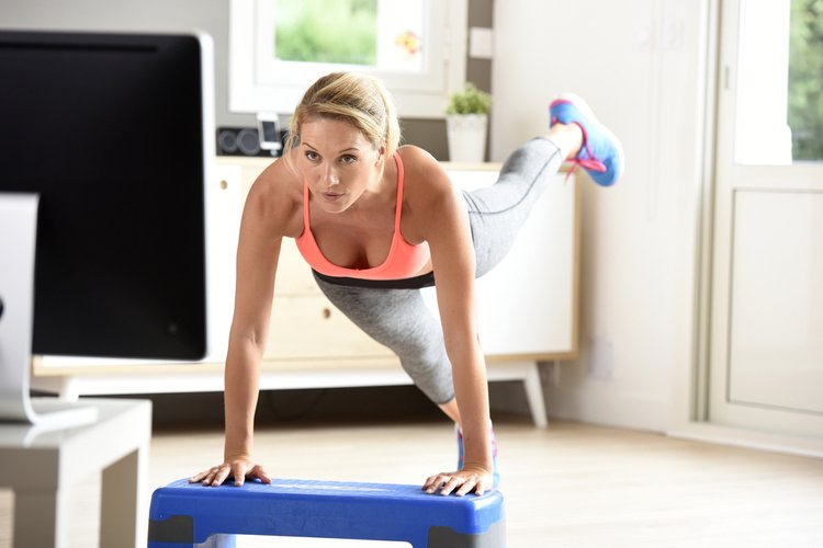 8 Simple Exercises You Can Do While Watching TV!