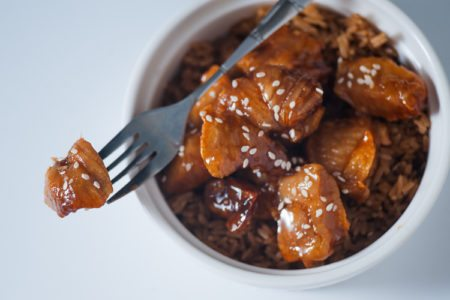 Easy 6-Ingredient Sesame Chicken
