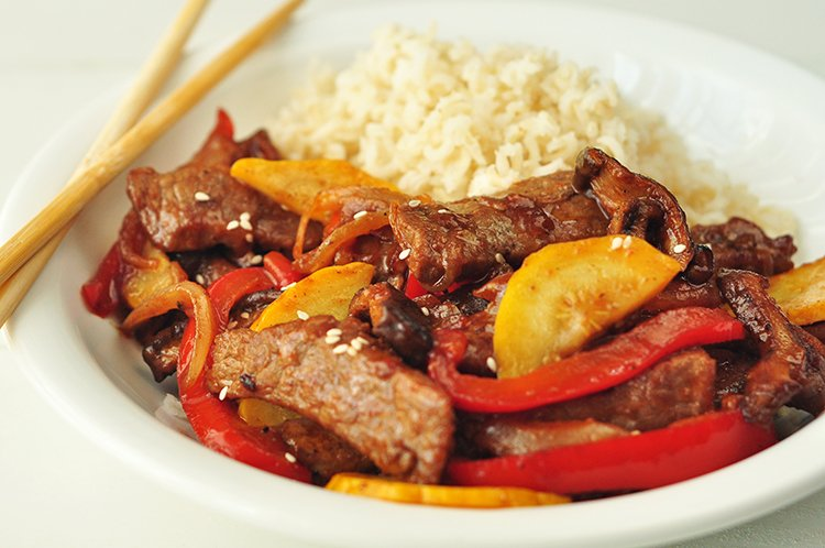 Easy Beef Stir-Fry
