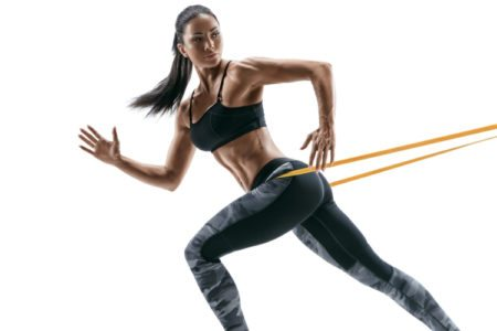 Get A Great Butt and Legs with Resistance Bands
