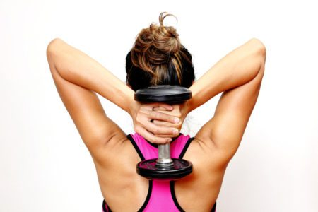 Get Rid of Armpit Fat with These 5 Moves